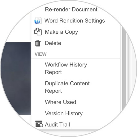 Comprehensive Audit Trail and Distribution Control